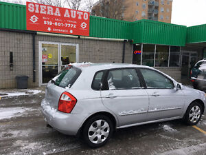 2006 Kia Other EX Hatchback**Auto**only 122968****certified London Ontario image 8