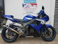 Yamaha YZF R6 2004 Model