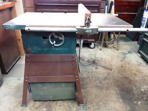 Well Maintained Table Saw offered by professional tradesman