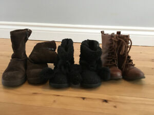 Boot lot - size 6, size 7, size 8