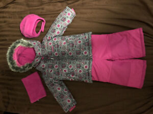 Girls (18 month) Winter Coat and Pants. Brand New, never worn!