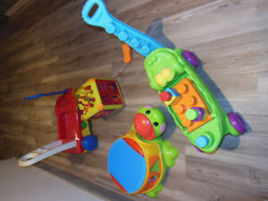 jouets pour bébés - toys for babies and toddlers