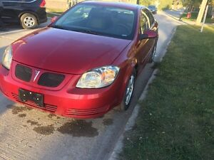 2010 pontiac G5  coupe clean title only $7000 and remote start