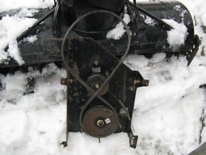 Snowblower attachment Kitchener / Waterloo Kitchener Area image 5