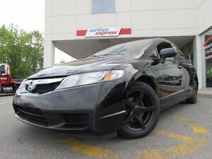 Honda Civic Sdn 4dr Man 2010