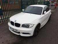 BMW 123 2.0TD d M Sport coupe 2008 08 Reg