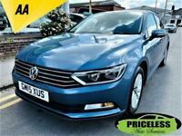 2015 Volkswagen Passat 1.6 S TDI BLUEMOTION TECHNOLOGY 4d 119 BHP Saloon Diesel