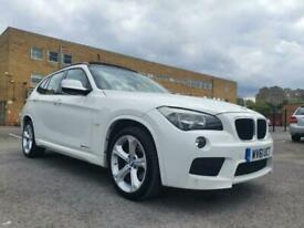 image for 2011 (61) BMW X1 X Drive 20d M Sport Auto   Pan Roof   MOT 02/22  Alpine Hi-Fi.