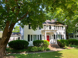 Beautiful Colonial house for sale in the heart of Nova Scotia