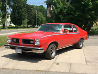 1974 Pontiac GTO, 79k original miles, great shape, 13,500$