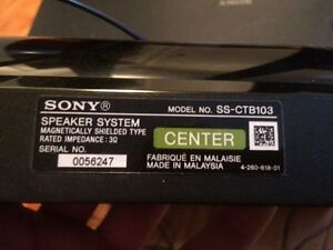 Sony speakers Strathcona County Edmonton Area image 2