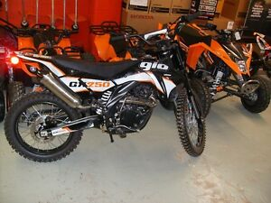 GIO GX250 OFF ROAD MOTORCYCLE