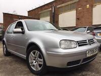 2001 Volkswagen Golf 1.9 TDI PD GT Hatchback 5dr Diesel Manual (143 g/km,