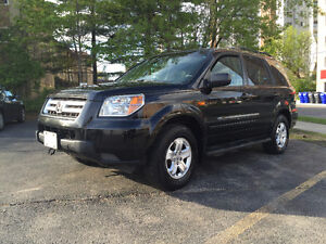2007 Honda Pilot | 4WD | 7 Passenger | Safety & E-Tested