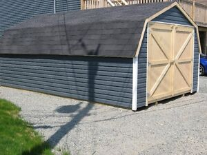 NEED A SHED ?