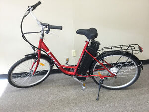 E-bike red colore only 1