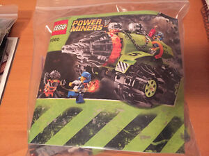 Lego - Power Miners 8960 Thunder Driller