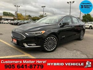 2018 Ford Fusion Titanium  HYBRID NAV LEATH ROOF CAM
