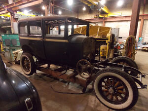 FS : Rare Studebaker sedan, under restoration 1928