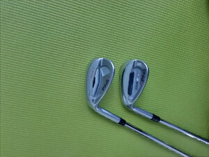 Ping wedges 54 & 58 degrees