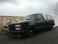 Chevy pick up 1500 1990 ss454 clean