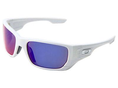 Oakley Men's Style Switch Sunglasses OO9216-08 White/+Red Iridium, Grey (Oakley Style Switch)