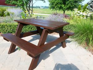 PICNIC table for children (handmade and NEW)