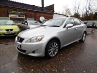 Lexus IS IS 220d SE-L (SAT NAV + LEATHER SEAT + PARKING SENSOR/CAMERA)