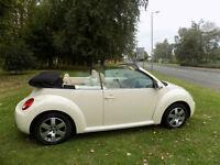 2009 59 Volkswagen Beetle 1.4 Luna convertible netherton cars
