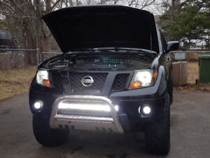 2012 Nissan Frontier Pro4x Lifted with many mods