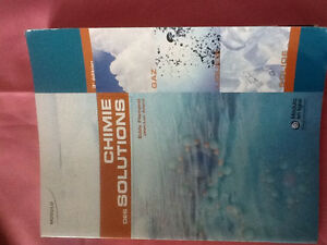 Physique chemistry science and more for cegep books West Island Greater Montréal image 10