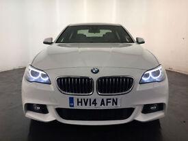 2014 BMW 530D M SPORT AUTO DIESEL 258 BHP 1 OWNER SERVICE HISTORY FINANCE PX
