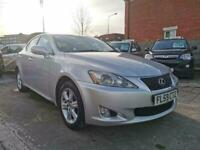 2009 Lexus IS 220D SE 4dr Manual SALOON Diesel Manual