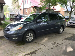 Toyota Sienna Le 2006 Ac Cruise Mags