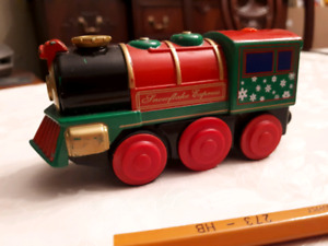 Battery Operated Lionel Curve Snowflake Express