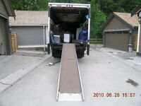 **EFFICIENT,CAREFUL MOVER WITH LOW FLAT RATE !!! (BC)