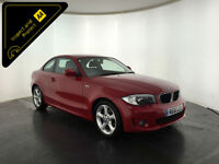 2011 61 BMW 118D SE COUPE 1 OWNER FULL BMW HISTORY FINANCE PX WELCOME