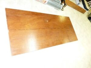 Wood Bi-fold door
