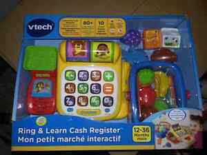 VTech interactive cash register - FRENCH