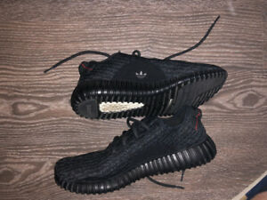 658a2511c855d Adidas yeezy boost 350 pirate black for men 10