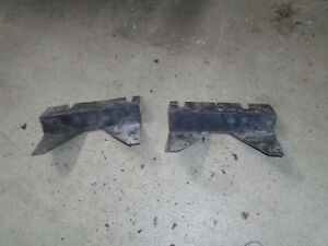 1968 Shelby Mustang GT350 or GT500 mounting brackets London Ontario image 4