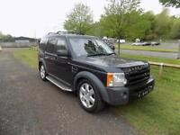 Land Rover Discovery 3 3 Tdv6 HSE Seven Seats DIESEL AUTOMATIC 2006/55