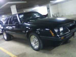 1986 Ford Mustang GT Cobra Hatchback