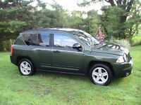 2008 Jeep Compass Sport 4WD SUV, Crossover