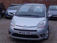 2009 CITROEN C4 Hdi Vtr Plus Egs Grand Picasso 1.6