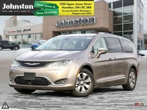 2018 Chrysler Pacifica Limited  - Sunroof - Leather Seats - $348