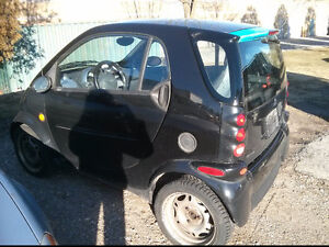 2007 Smart Fortwo pulse Coupe (2 door)