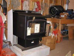 (NEW)  Century Wood Stove