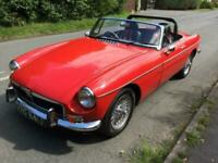 1971 MG MGB 1.8 Roadster 2dr