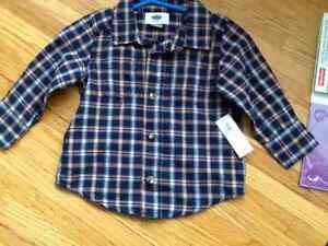 New! Old navy button up